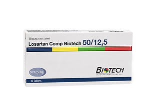 Losartan Comp Biotech 50-12,5 website.pn