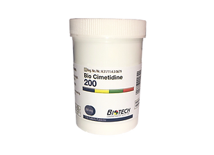 Bio Cimetidine 200 150's website.png
