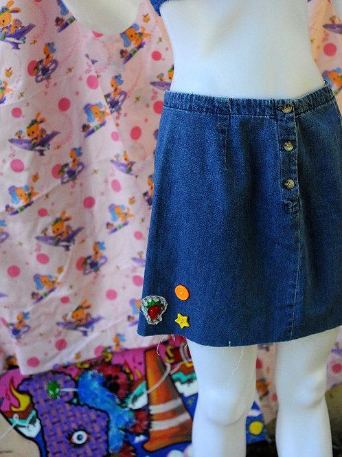 Based Brat Skirt