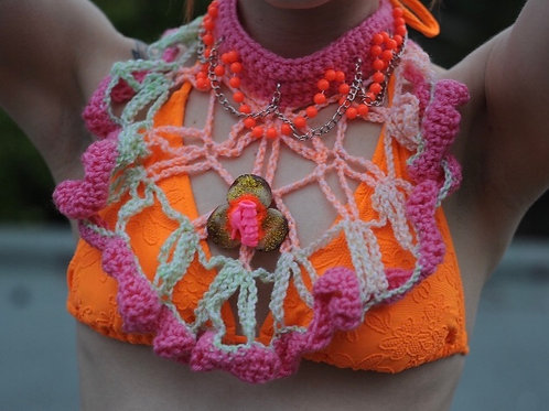 Barbie Girl Collar