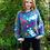 Thumbnail: Abstract 80s Lauren Hansen Sweater