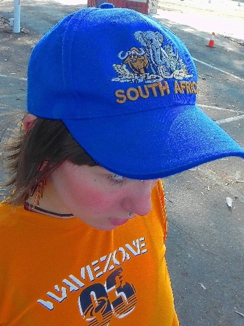 South Africa Dad Cap
