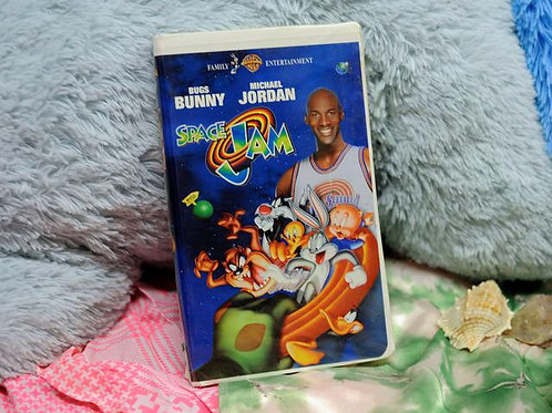 SPACE JAM 1996 VHS