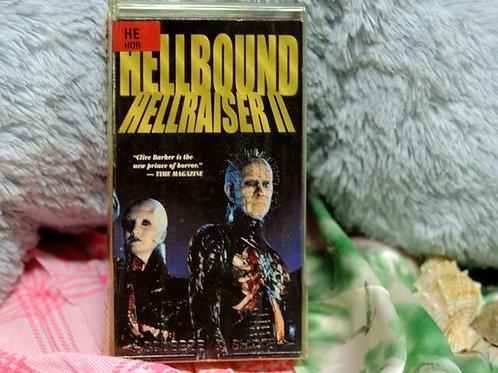 HELLBOUND HELLRAISE 2 1988 VHS