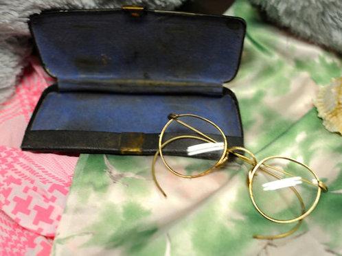 Henkel-Davidson 1940s Vintage Eyewear
