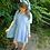 Thumbnail: 90s Periwinkle DRESSBARN Dress
