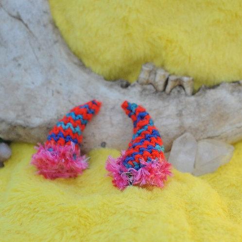 Crochet Horns