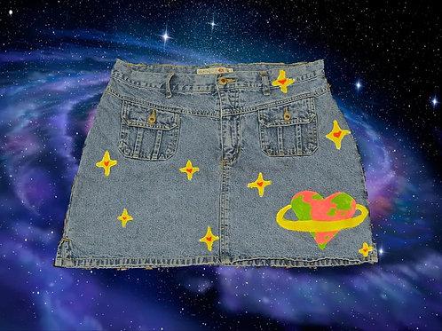 Galaxy Of Love Skirt