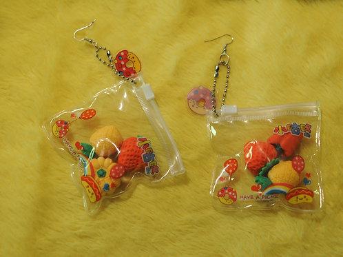 Snack Pack Earrings