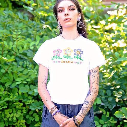 Roma Tourist T Shirt