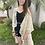 Thumbnail: Kimono em organza