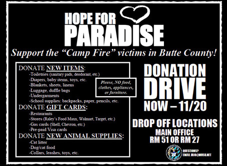Hope For Paradise Drive Hopes To Help!