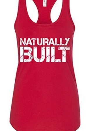 NATURALLY BUILT LADIES TANK