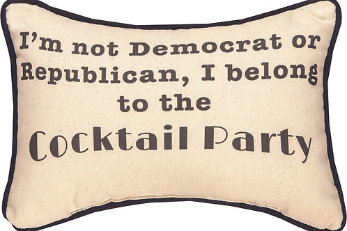 I BELONG TO THE COCKTAIL PARTY