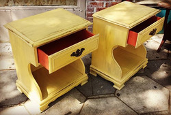 Pair of Side Tables_#furniture #coolstuff #600block #stpete #furniture #homedecor #home