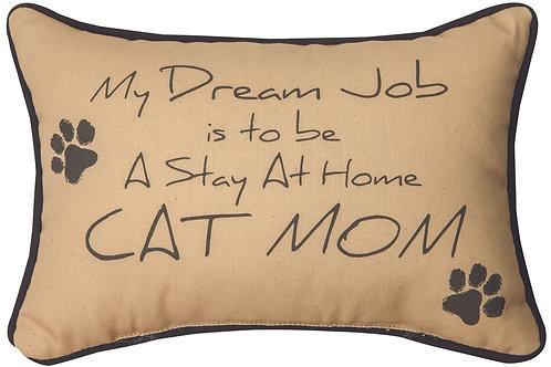 DREAM JOB/CAT MOM