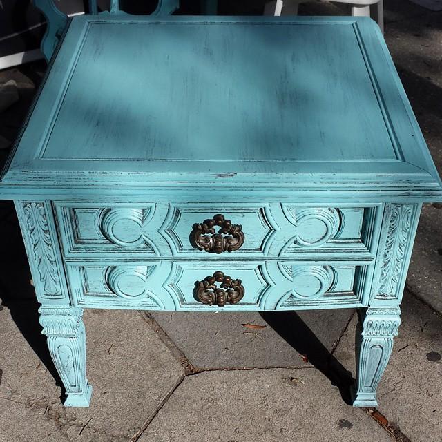 Fun colors!!!_#home #homedecor #furniture #funstuff #vintage