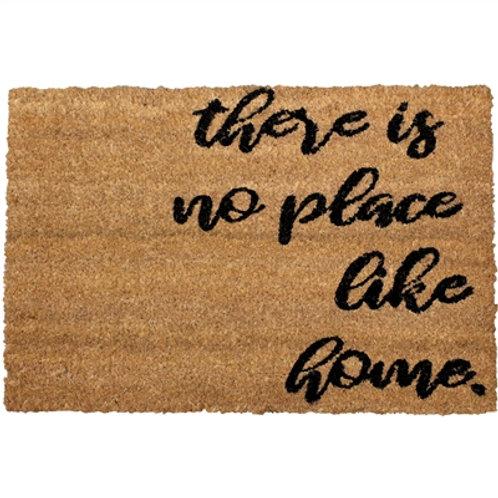 No PlaceLike Home Door Mat