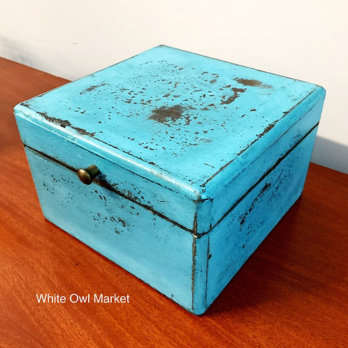 COASTAL KEEPSAKE BOX