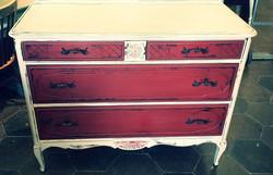Who loves Ruby Red__#homedecor #furniture #funstuff #600blockstpete #instaBURG #igersstpete #homedec