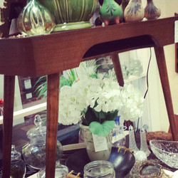 Cool retro vanity table_#furniture #funstuff #home #homedecor #retro #eclectic