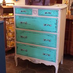 Coastal Chic_#homedecor #furniture #coolstuff #600block #stpete #whiteowlmarket #beachy #beachhouse