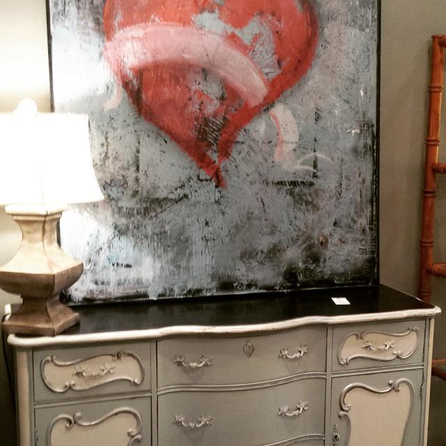 Found a new home _#homedecor #furniture #coolstuff #eclectic #600blockstpete #instaBURG #igersstpete
