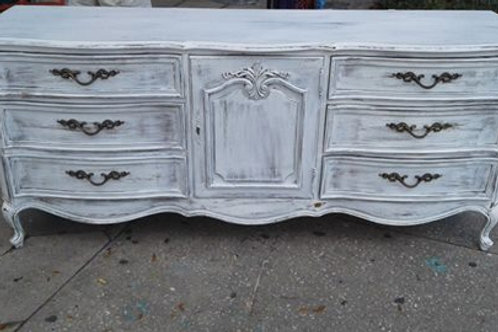 CHATEAU CHIC DRESSER/TV CONSOLE