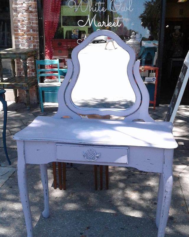 Loving Lavender_#vanity #makeup #furniture #home #homedecor #lovelavender #paintedfurniture