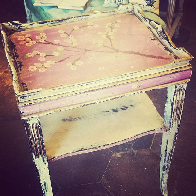 Cherry Blossoms _#homedecor #furniture #coolstuff #eclectic #600blockstpete #instaBURG #igersstpete