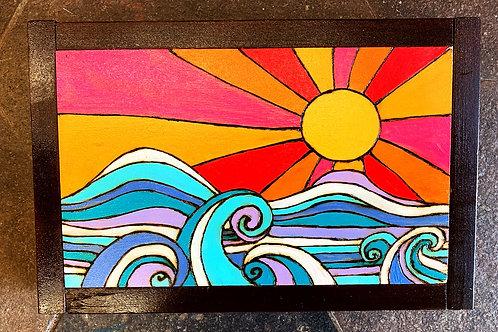 Sunshine City Wall Art