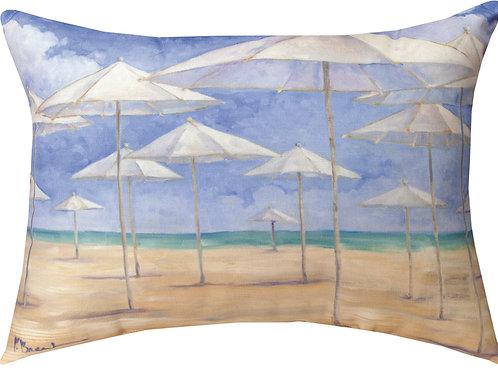 BEACH UMBRELLA PILLOW