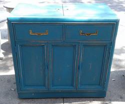 Teal Bar_#home #homedecor #furniture #furnituredesign #custompainted