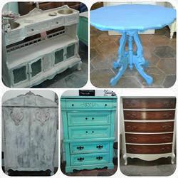New Arrivals _#furniture #homedecor #paintedfurniture #beachhouse #coastaldecor