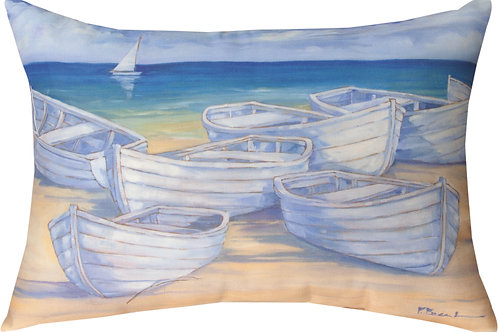 BEACH BOAT PILLOW