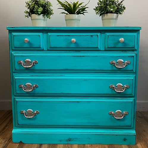 COASTAL STYLE ACCENT CHEST