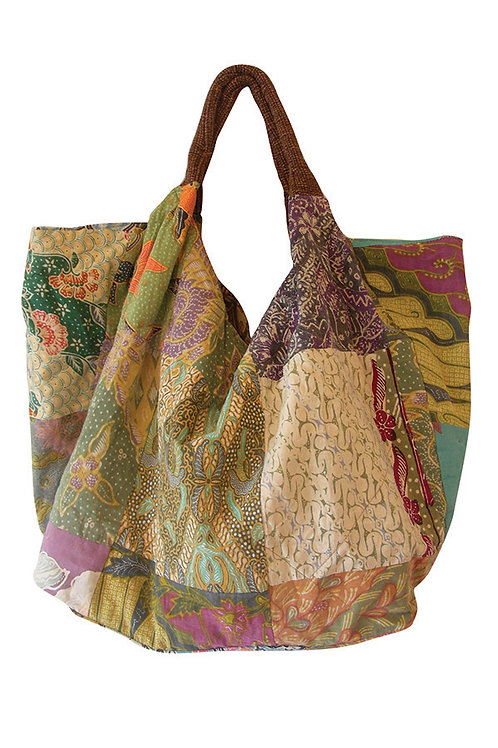 Patchwork Market/Beach Bag