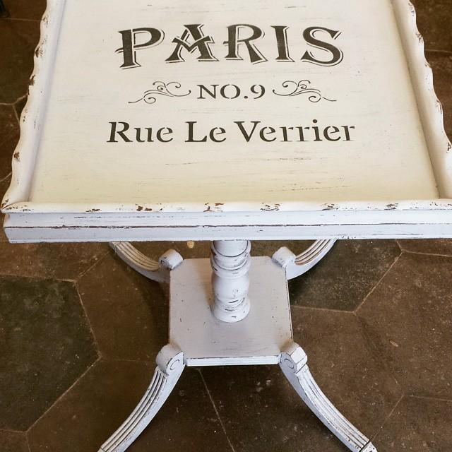 Accent table _#homedecor #furniture #coolstuff #eclectic #600blockstpete #instaBURG #igersstpete #fr