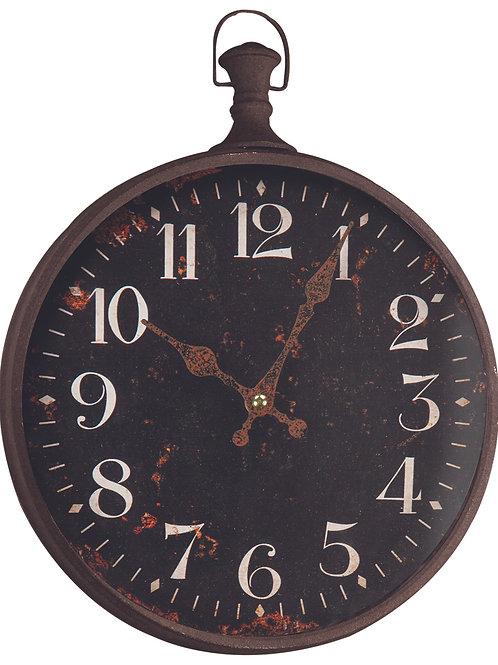 Pocket Watch Clock Wall Art
