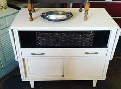 TV Console _#homedecor #furniture #coolstuff #eclectic #600blockstpete #instaBURG #igersstpete #funk