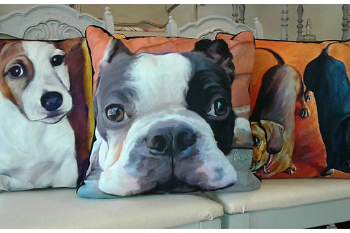 NEW ARTIST COLLECTION PILLOWS