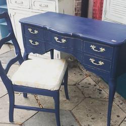 Lapis Blue!_#furniture #coolstuff #eclectic #homedecor #600blockstpete #instaBURG #igersstpete #funk