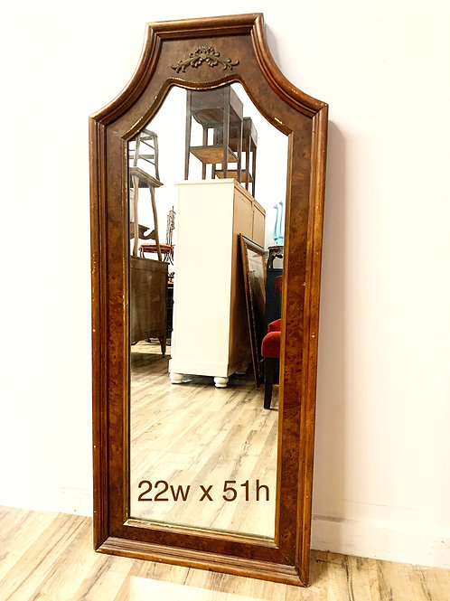TALL MIRROR (THRIFTED-NOT NEW)