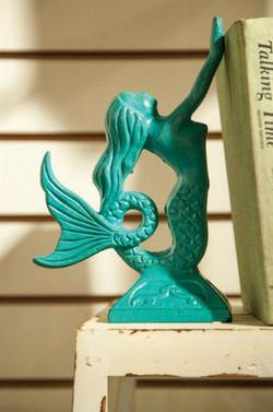 mermaid-bookend