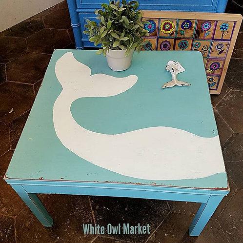 Mermaid Tail Coffee Table