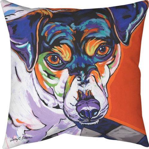 JACK RUSSELL PILLOW