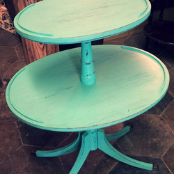 #furniture #coolstuff #600block #stpete ##iloveturquoise