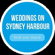 Weddings on Sydney Harbour