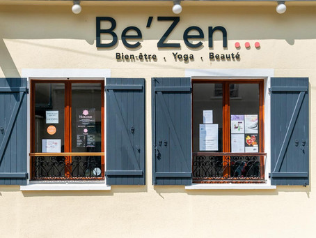 Post solidaire: Be'Zen