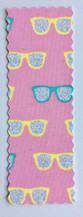 Glitzersonnenbrillen